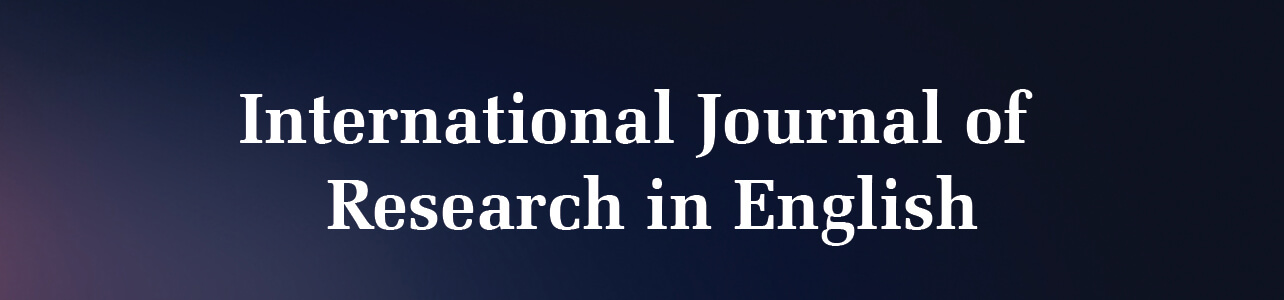 International Journal of Research in English